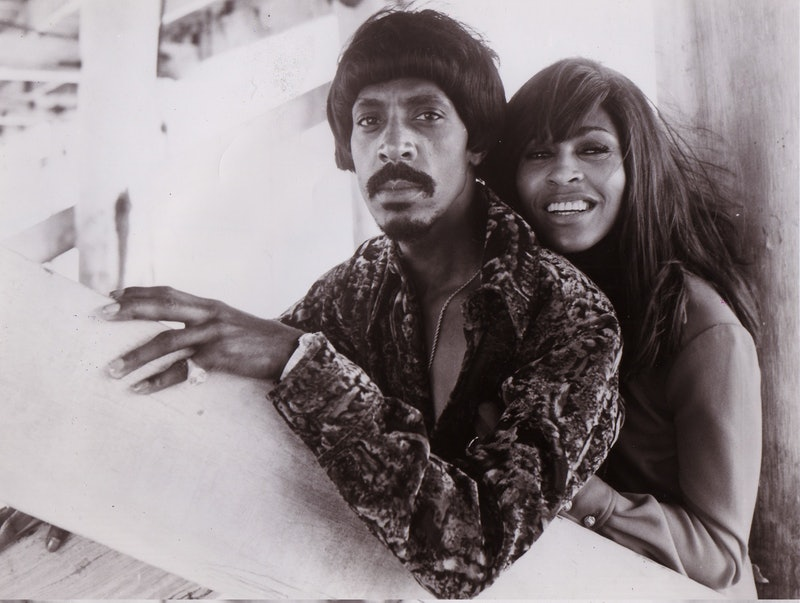 UNSPECIFIED - JANUARY 01:  Photo of Ike & Tina TURNER; Ike and Tina TURNER, 1970, Collection Gilles PTtard  (Photo by Gilles Petard/Redferns)