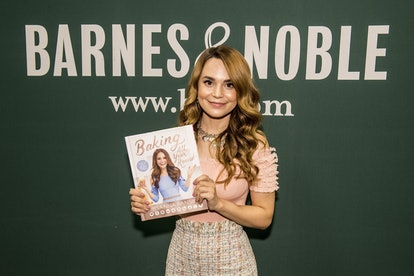 "LOS ANGELES, CA - OCTOBER 29:  Rosanna Pansino attends a book signing of her new book ""Baking All Year Round""  at Barnes & Noble at The Grove on October 29, 2018 in Los Angeles, California.  (Photo by Timothy Norris/Getty Images)"