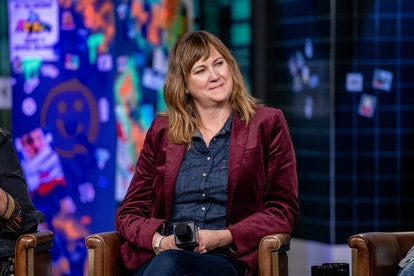 "NEW YORK, NY - OCTOBER 30:  Actress Jennifer Whalen discusses ""Baroness Von Sketch Show"" with the Buld Series at Build Studio on October 30, 2018 in New York City.  (Photo by Roy Rochlin/Getty Images)"