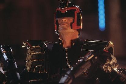 'Judge Dredd'