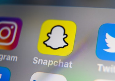 Here's how to half swipe on Snapchat in 2021 to keep messages unread.