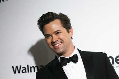 Actor Andrew Rannells attends the 28th Annual Elton John AIDS Foundation Academy Awards Viewing Party on February 9, 2020 in West hollywood, California. (Photo by Michael Tran / AFP) (Photo by MICHAEL TRAN/AFP via Getty Images)