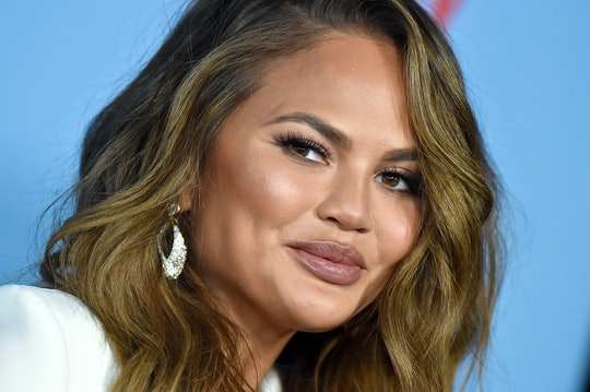 "HOLLYWOOD, CALIFORNIA - SEPTEMBER 16: Chrissy Teigen attends the LA Premiere of Netflix's ""Between Two Ferns: The Movie"" at ArcLight Hollywood on September 16, 2019 in Hollywood, California. (Photo by Axelle/Bauer-Griffin/FilmMagic)"