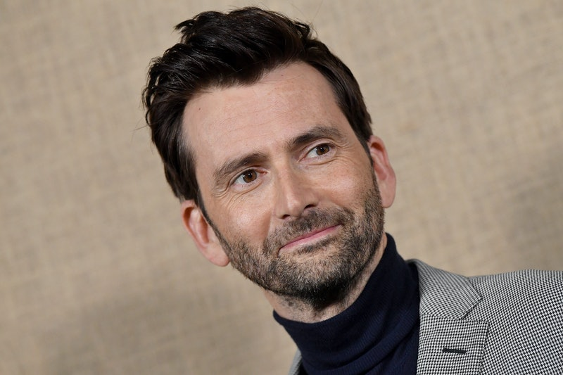 HOLLYWOOD, CA - OCTOBER 10:  David Tennant attends the Los Angeles premiere of HBO series 'Camping' at Paramount Studios on October 10, 2018 in Hollywood, California.  (Photo by Axelle/Bauer-Griffin/FilmMagic)