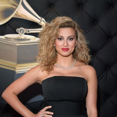LOS ANGELES, CA - FEBRUARY 10:  Tori Kelly attends the 61st Annual GRAMMY Awards at Staples Center o...