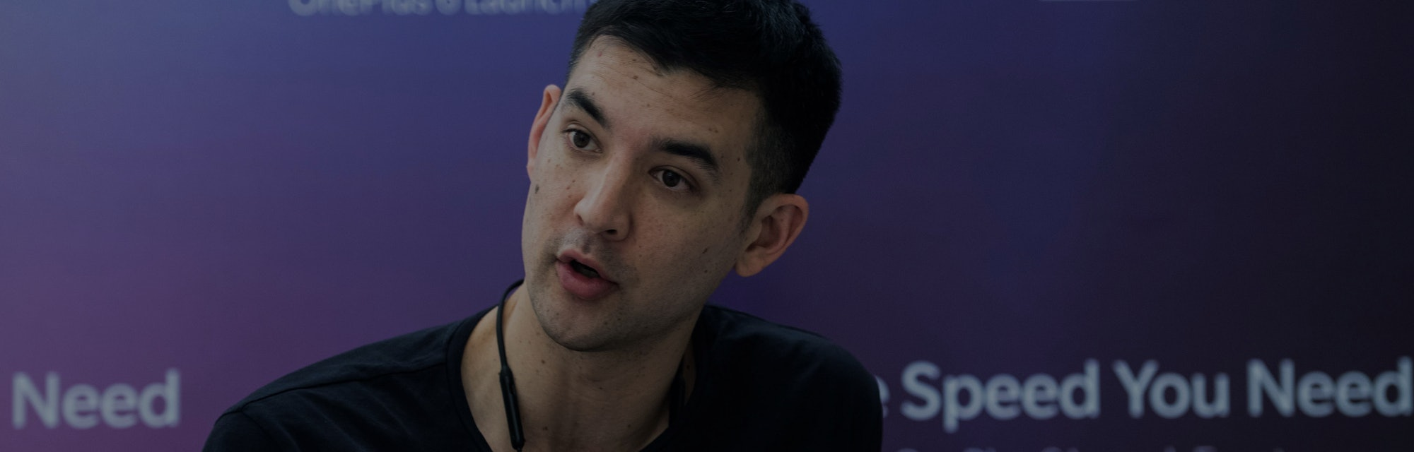 MUMBAI, INDIA - MAY 17: Kyle Kiang, Global Head of Marketing, OnePlus, poses during an interview with Hindustan Times, at NSCI, on May 17, 2018 in Mumbai, India. (Photo by Satish Bate/Hindustan Times via Getty Images)