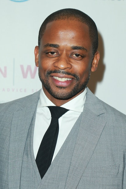WESTLAKE VILLAGE, CA - OCTOBER 07:  Actor Dulé Hill attends the 13th Annual Denim, Diamonds And Stars at Four Seasons Hotel Westlake Village on October 7, 2018 in Westlake Village, California.  (Photo by Leon Bennett/Getty Images)