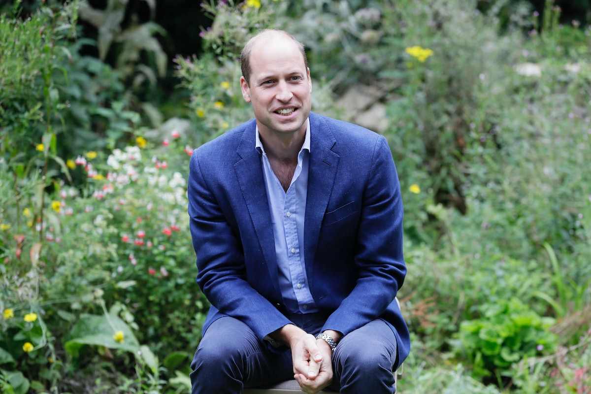 """These tweets about Prince William being the """"World's Sexiest Bald Man"""" are full of confusion."""