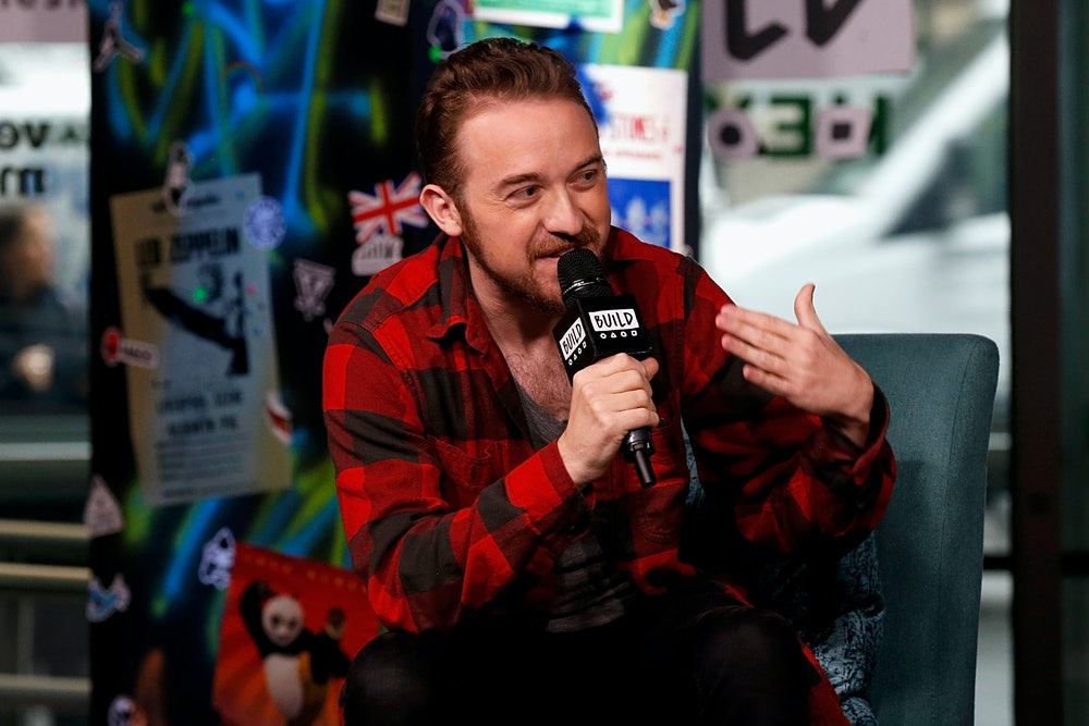 NEW YORK, NEW YORK - OCTOBER 03: Alex Hirsch attends the Build Series to discuss 'The Owl House' at Build Studio on October 03, 2019 in New York City. (Photo by Dominik Bindl/Getty Images)