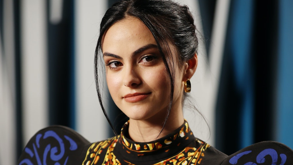 BEVERLY HILLS, CALIFORNIA - FEBRUARY 09: Camila Mendes attends the 2020 Vanity Fair Oscar Party hosted by Radhika Jones at Wallis Annenberg Center for the Performing Arts on February 09, 2020 in Beverly Hills, California. (Photo by Rich Fury/VF20/Getty Images for Vanity Fair)