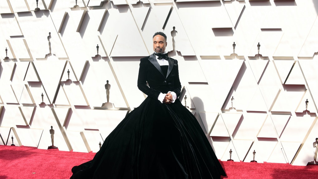 HOLLYWOOD, CALIFORNIA - FEBRUARY 24: Billy Porter attends the 91st Annual Academy Awards at Hollywood and Highland on February 24, 2019 in Hollywood, California. (Photo by Frazer Harrison/Getty Images)