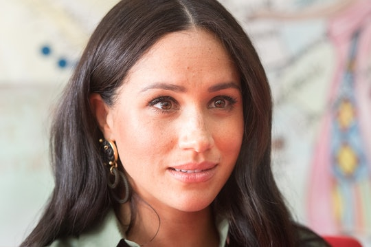 Meghan Markle responds to bullying claims.