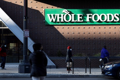 If you need items from Whole Foods this Easter, the hours are perfect.
