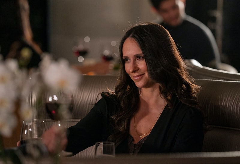 9-1-1:  Jennifer Love Hewitt in the Pinned episode of 9-1-1 airing Monday, March 30 (8:00-9:01 PM ET/PT) on FOX. (Photo by FOX via Getty Images)