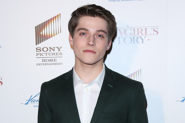 """LOS ANGELES, CA - APRIL 13:  Actor Froy Gutierrez attends the premiere of """"A Cowgirl's Story"""" at Pacific Theatres at The Grove on April 13, 2017 in Los Angeles, California.  (Photo by Paul Archuleta/FilmMagic)"""