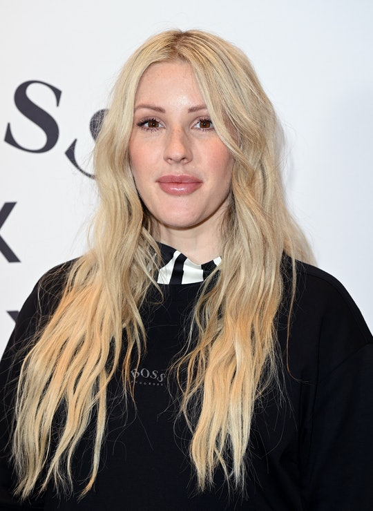 Ellie Goulding waited a long time to announce her pregnancy.