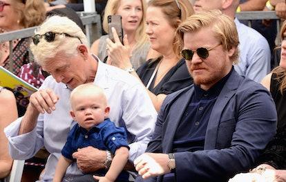 Kirsten Dunst and Jesse Plemons have a 2-year-old son named Ennis.