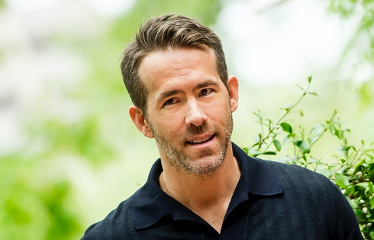 Ryan Reynolds had a great tweet for getting his COVID-19 vaccine.