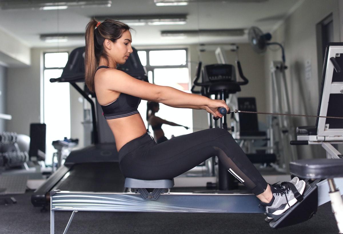 Here, trainers share the benefits of rowing workouts.