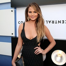 Chrissy Teigen's 10 Best '90s Looks