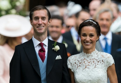 Pippa Middleton is pregnant with her second child.