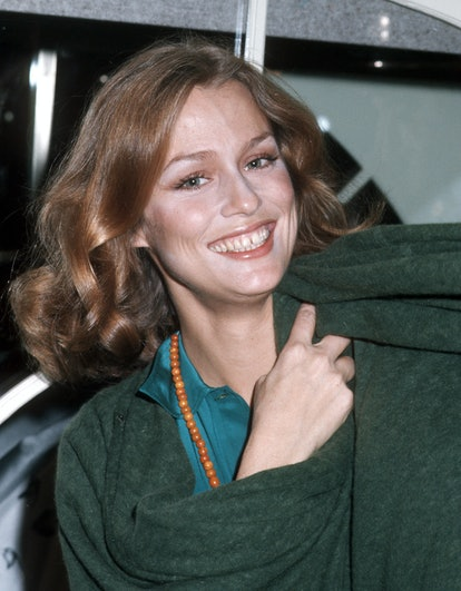 Lauren Hutton says she'd tell her younger self to read and wear sunscreen.