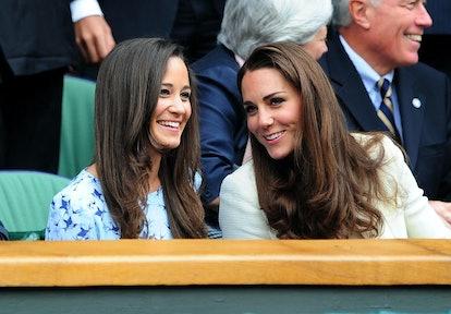 Pippa Middleton & Kate Middleton