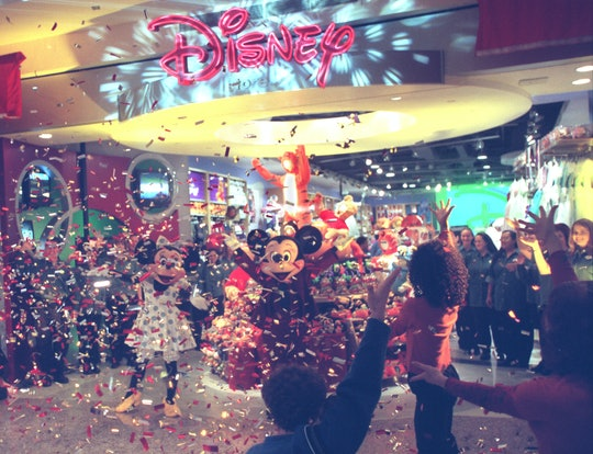 Disney is closing around 30% of its retail outlets.