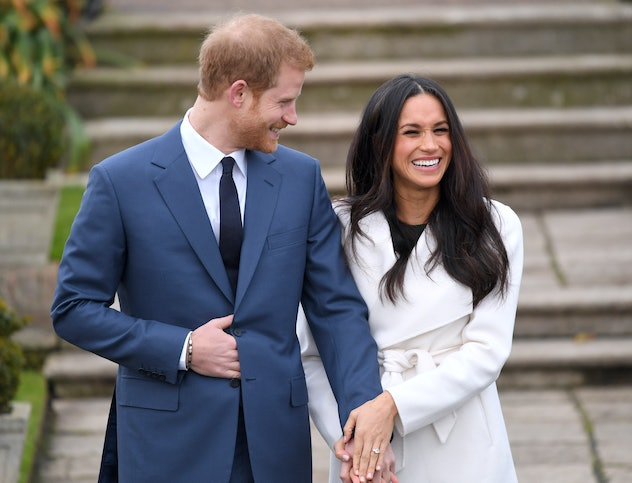 Meghan Markle and Prince Harry in 2017.