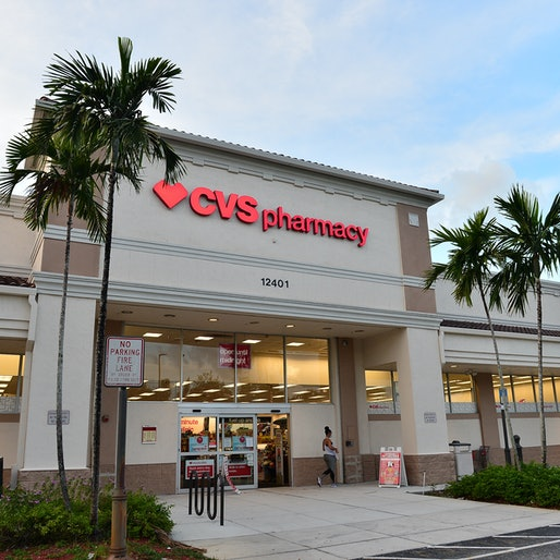 A CVS pharmacy location in Florida is one of many that will offer COVID-19 vaccines to teachers under the age of 50.