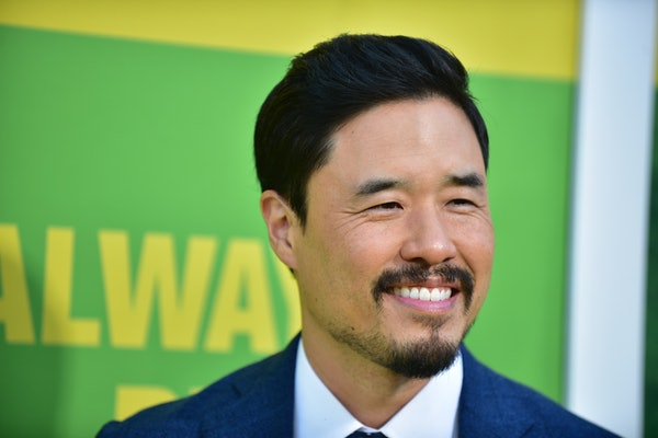 """Randall Park's quotes about playing """"Asian Jim"""" on 'The Office' are too good."""