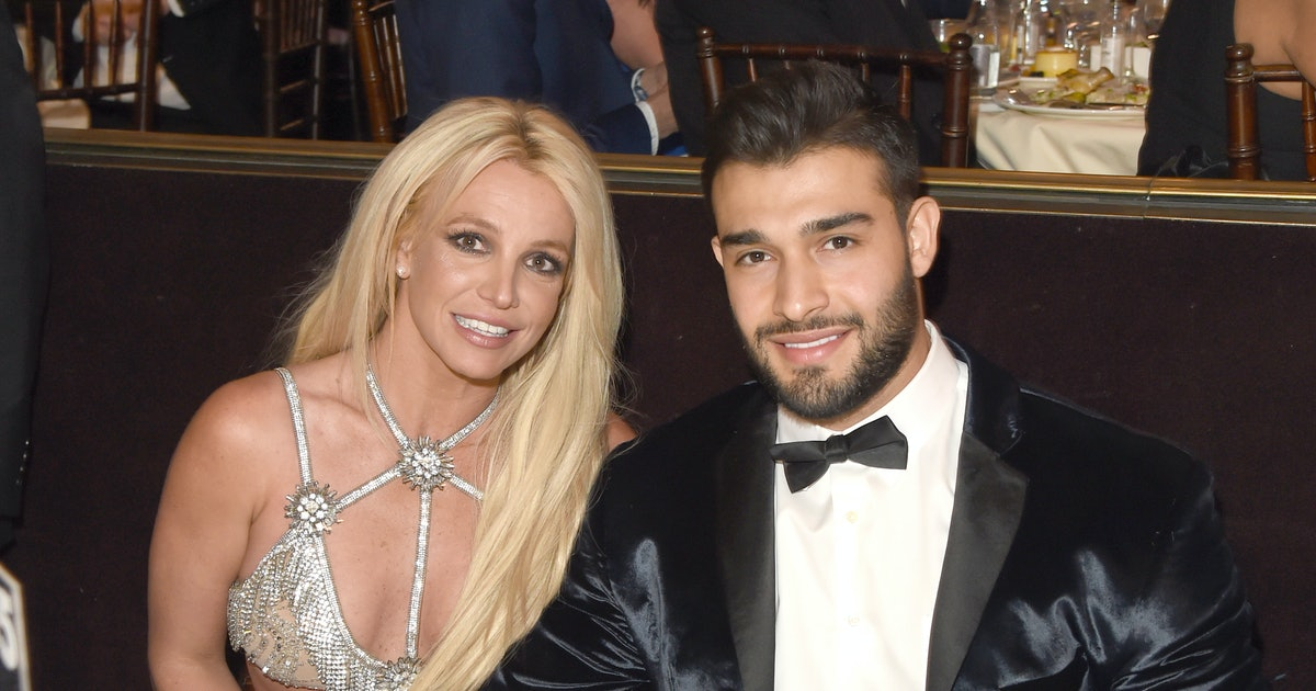 """Sam Asghari Says He's Ready For """"The Next Step"""" With Girlfriend Britney Spears"""
