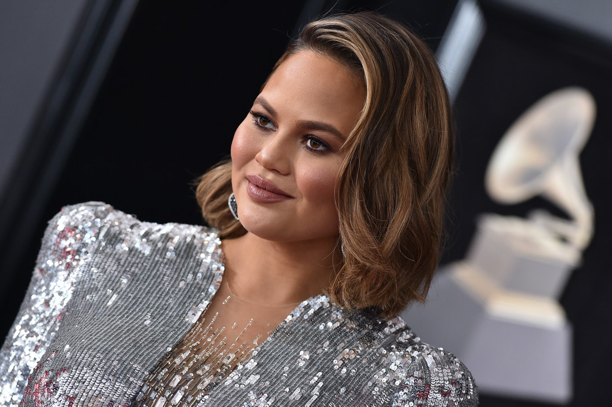 Chrissy Teigen's tweet about the Meghan Markle controversy is so raw.