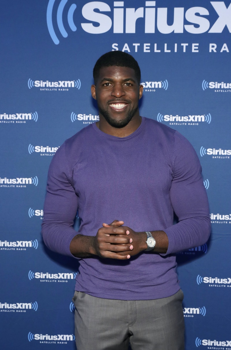 Emmanuel Acho, who's replacing Chris Harrison as host of 'The Bachelor: After the Final Rose'