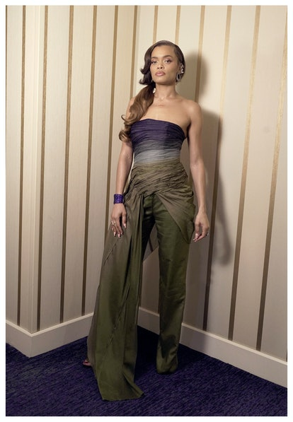 Andra Day Critics' Choice Awards Fashion Looks