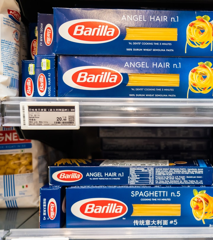 Barilla's pasta cooking playlists will make cooking your dinner fun.