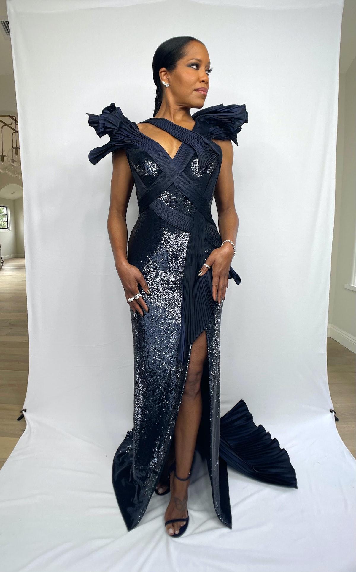 Regina King Critics' Choice Award Best Fashion