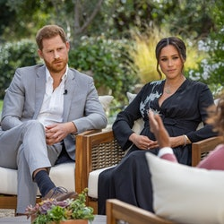 Meghan Markle's Oprah interview makeup was all about self-expression.
