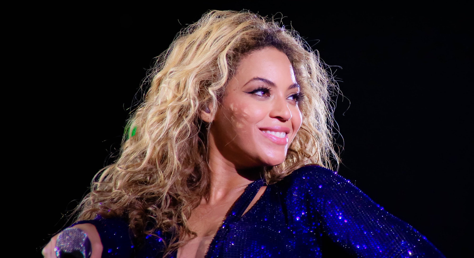 Beyoncé is the mother of Blue Ivy, 9, Sir, 3, and Rumi Carter, 3.