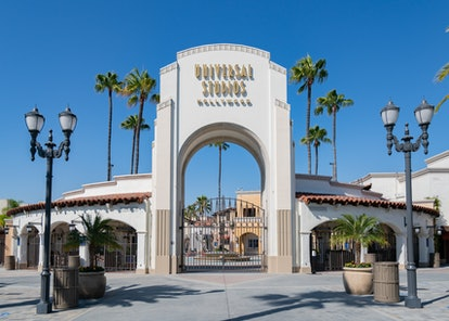 Universal Studios Hollywood will reopen on April 16 in California.