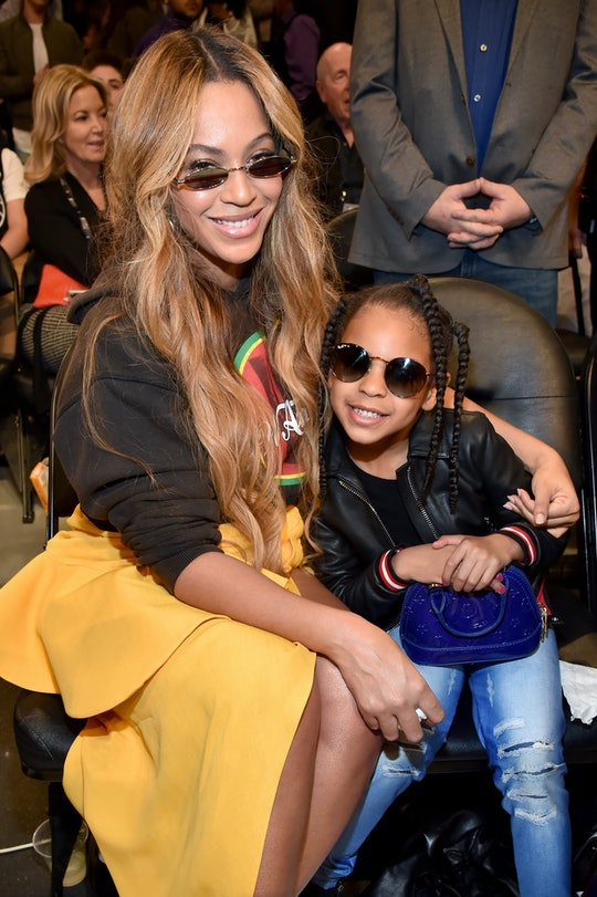 Beyoncé posted three new photos of her adorable kids to Instagram this week.