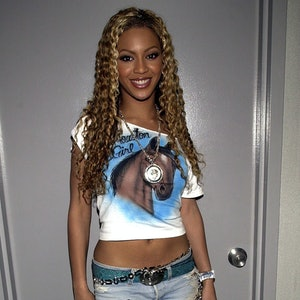 Beyonce Knowles of Destiny's Child (Photo by Kevin Mazur/WireImage)