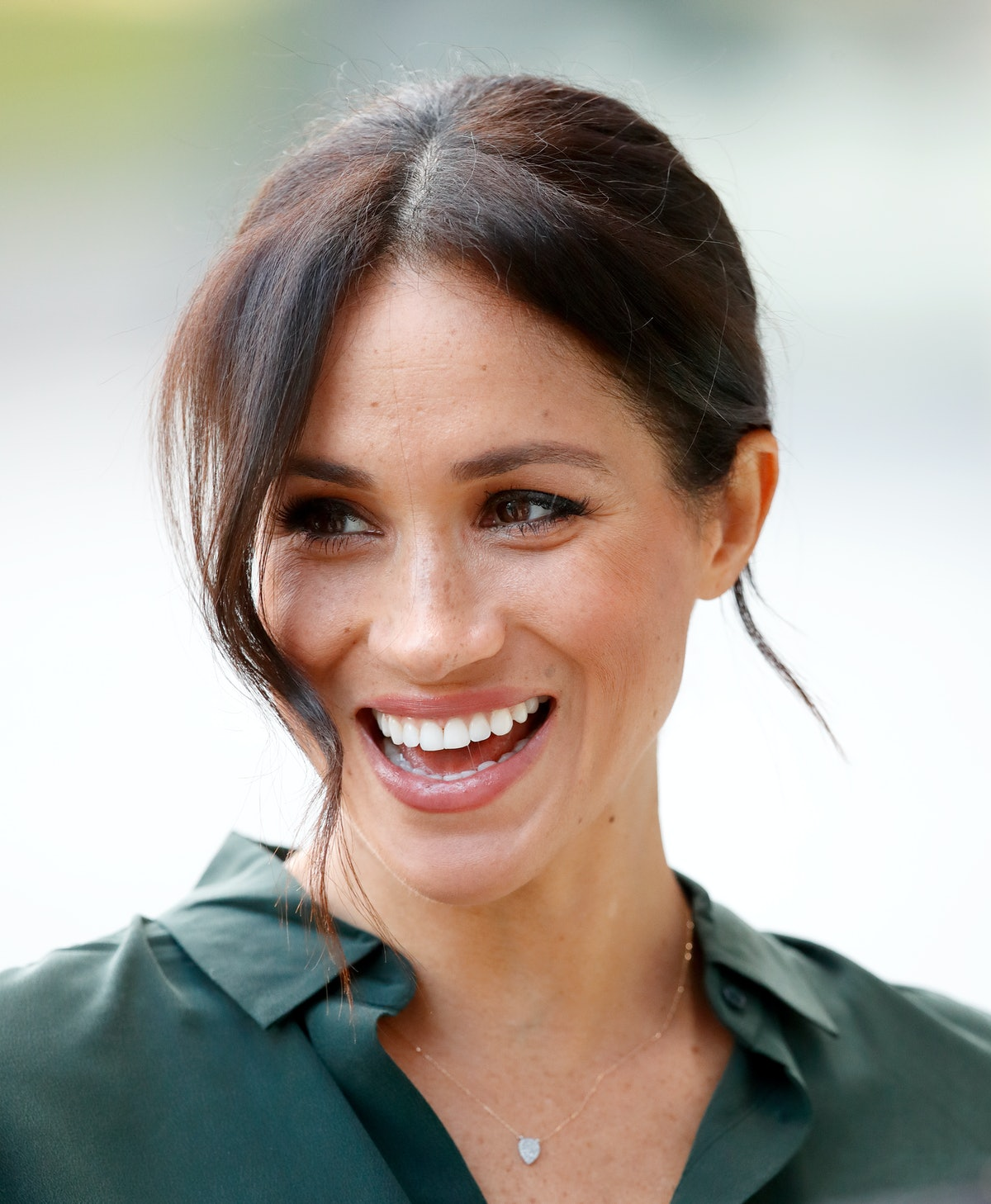 The reason why Meghan Markle reportedly isn't attending Prince Philip's funeral makes a lot of sense...