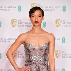 Gugu Mbatha-Raw arrives for the EE BAFTA Film Awards at the Royal Albert Hall in London. Picture dat...