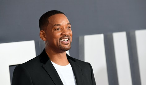 "HOLLYWOOD, CALIFORNIA - OCTOBER 06: Will Smith attends Paramount Pictures' premiere of ""Gemini Man"" on October 06, 2019 in Hollywood, California. (Photo by Kevin Winter/Getty Images)"
