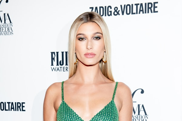 NEW YORK, NY - SEPTEMBER 06:  Hailey Baldwin attends The Daily Front Row 6th Annual Fashion Media Awards at Park Hyatt New York on September 6, 2018 in New York City.  (Photo by Michael Ostuni/Patrick McMullan via Getty Images)
