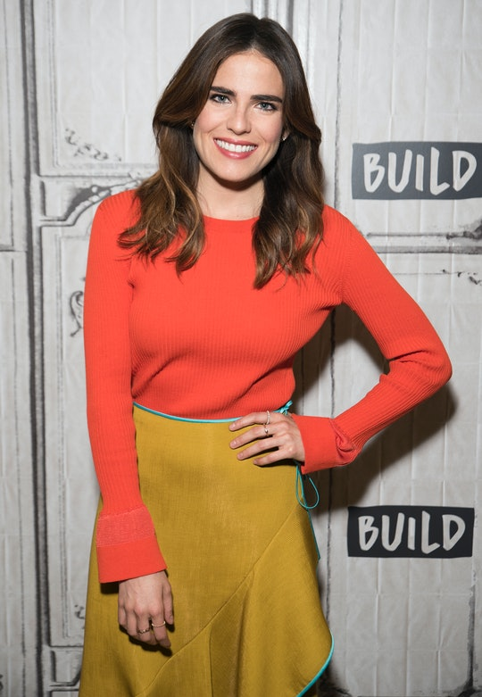"NEW YORK, NY - FEBRUARY 15:  Karla Souza attends AOL Build Series to disucss ""How to Get Away with Murder"" at Build Studio on February 15, 2017 in New York City.  (Photo by Jenny Anderson/WireImage)"