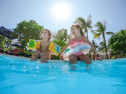 These summer Instagram captions celebrate sun, sand, and splashing.