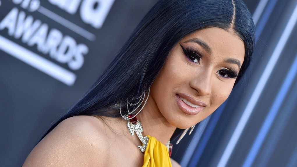 LAS VEGAS, NEVADA - MAY 01: Cardi B attends the 2019 Billboard Music Awards at MGM Grand Garden Arena on May 01, 2019 in Las Vegas, Nevada. (Photo by Axelle/Bauer-Griffin/FilmMagic)