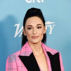 WEST HOLLYWOOD, CALIFORNIA - DECEMBER 07: Kacey Musgraves arrives at the 2019 Variety's Hitmakers Brunch at Soho House on December 07, 2019 in West Hollywood, California. (Photo by Amanda Edwards/FilmMagic)